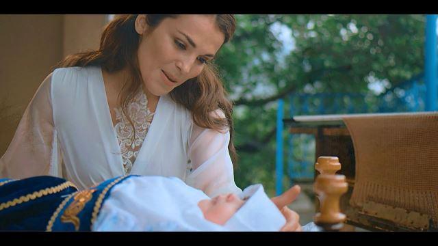 Сати Казанова - Колыбельная (OST - Босиком по небу) (2015) HD 1080p