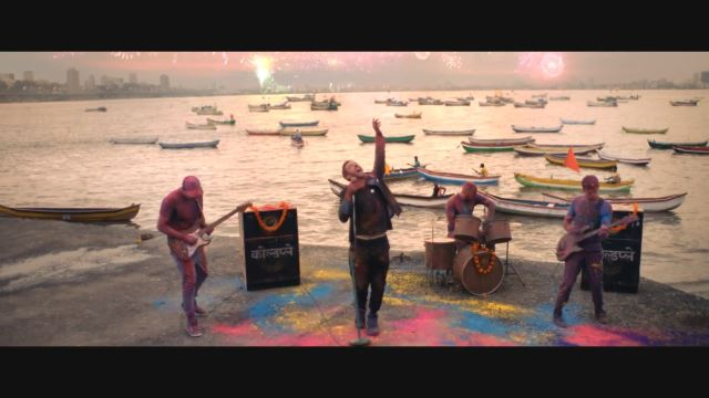 Coldplay - Hymn For The Weekend (2016) HD 1080p