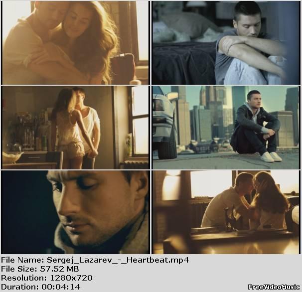 Сергей Лазарев - Heartbeat (2011) HD 720p