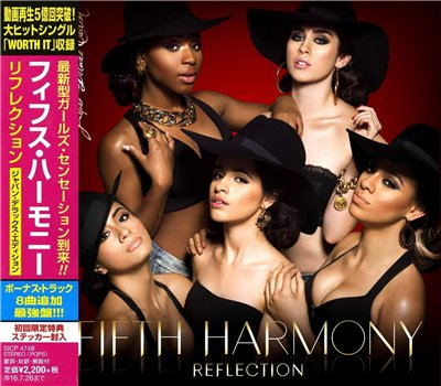 Fifth Harmony - Reflection [Japanese Edition] (2016)