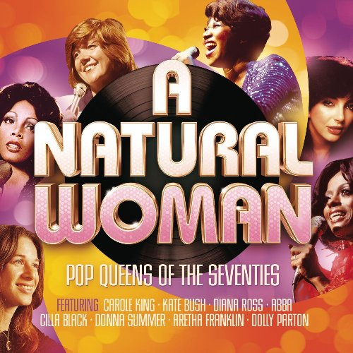 VA - A Natural Woman (3 CD Box Set) 2015