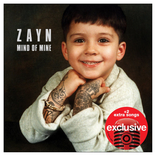 ZAYN - Mind of Mine (Japanese Edition) 2016