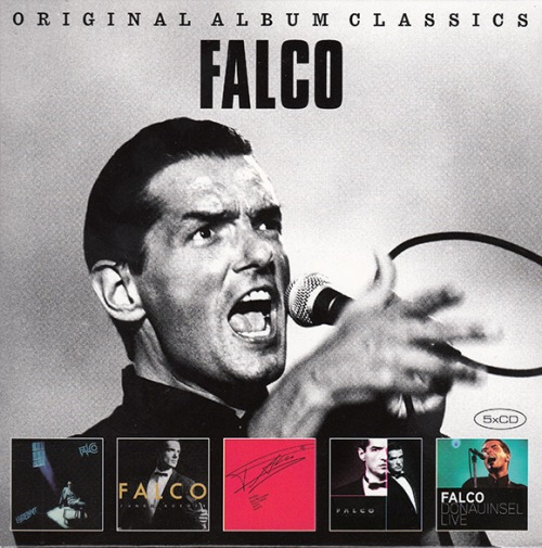 Falco - Original Album Classics (5CD Box Set) 2015