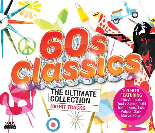 VA - 60's Classics The Ultimate Collection (5CD) 2014