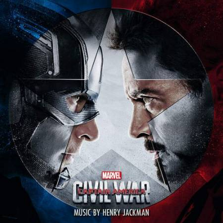 Henry Jackman - Captain America: Civil War (OST) 2016