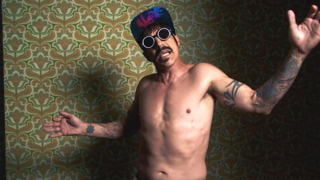 Red Hot Chili Peppers - Dark Necessities (2016) HD 1080p