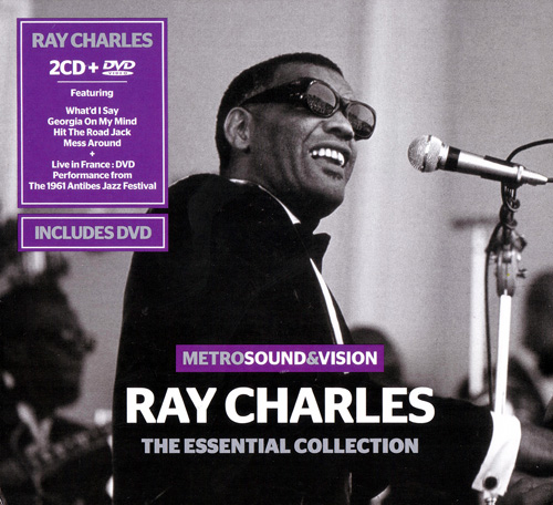 Ray Charles - The Essential Collection (2 CD) 2014