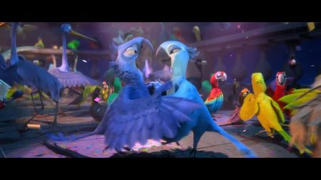 Janelle Monae - What Is Love (OST Rio 2) 2014 [HD 1080p]