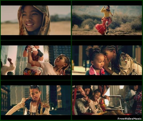 Willow Smith - 21st Century Girl (2011) HD 1080p