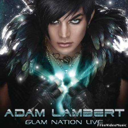 Adam Lambert - Glam Nation Live (Album) 2011