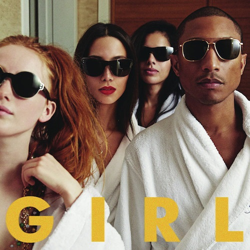 Pharrell Williams - G I R L (Album) 2014
