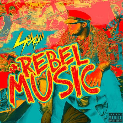 Sky Blu - Rebel Music (Album) 2013