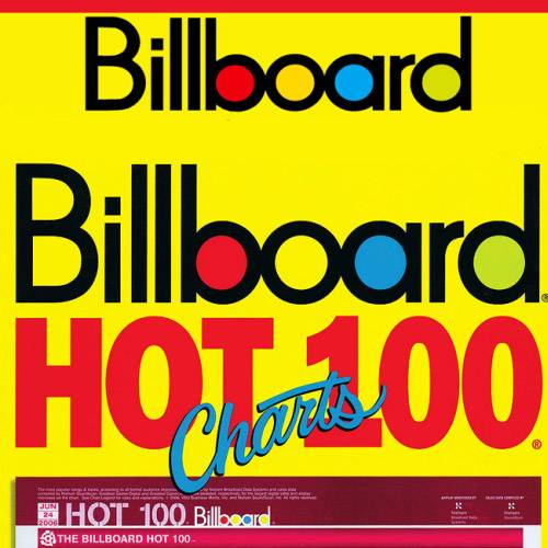 Singles Chart Billboard Hot 100 (13 August 2016)