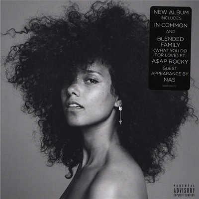 Alicia Keys - Here [Deluxe Edition] (2016) Lossless