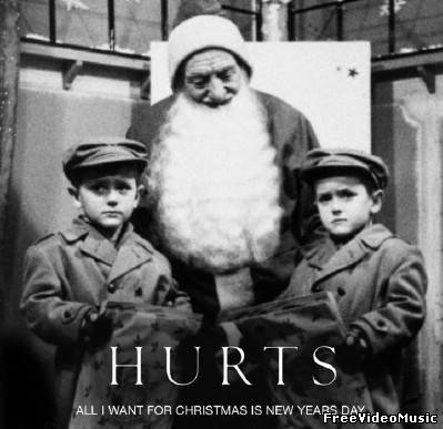 Текст песни Hurts - All I Want For Christmas Is New Year's Day