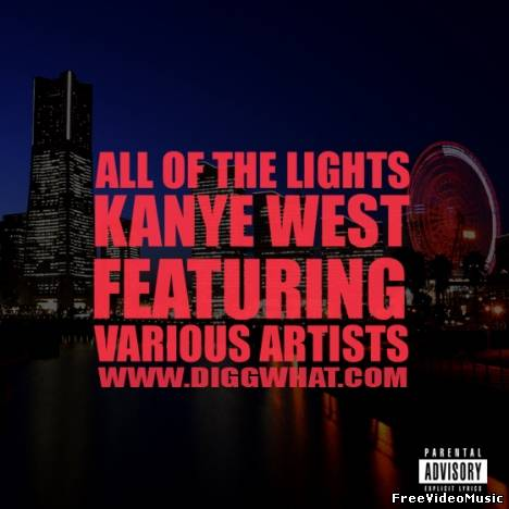 Текст песни Kanye West feat. Rihanna - All Of The Lights