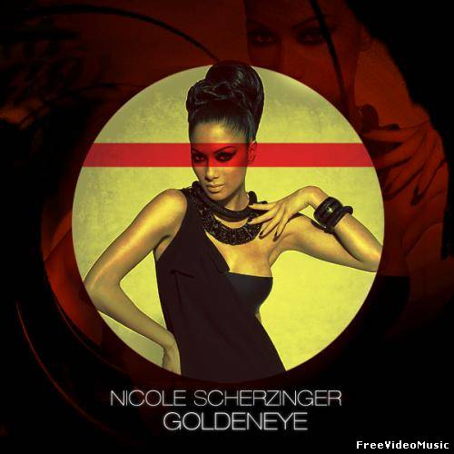 Текст песни Nicole Scherzinger - Golden Eye