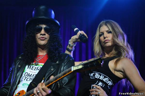 Текст песни Slash feat. Fergie - Beautiful Dangerous