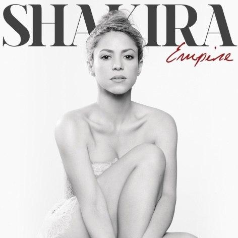 Текст и перевод песни Shakira - Empire