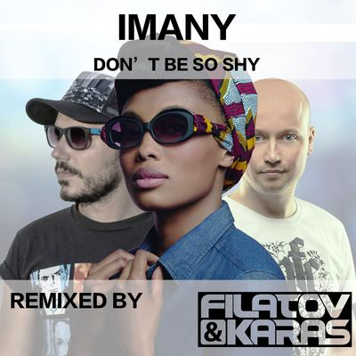 Текст и перевод песни Imany - Don't Be So Shy