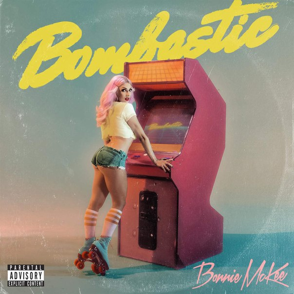 Текст и перевод песни Bonnie McKee - Wasted Youth