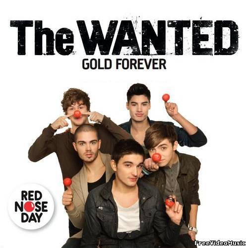 Текст песни The Wanted - Gold Forever
