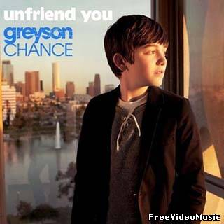 Текст песни Greyson Chance - Unfriend You