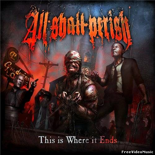 Текст песни All Shall Perish - There Is Nothing Left