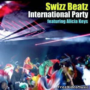 Текст песни Swizz Beatz ft. Alicia Keys - International Party