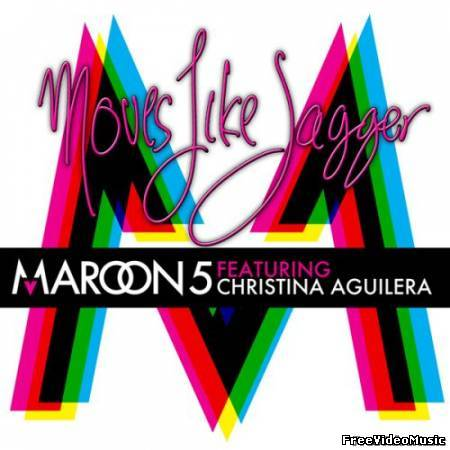 Текст песни Maroon 5 ft. Christina Aguilera - Moves Like Jagger