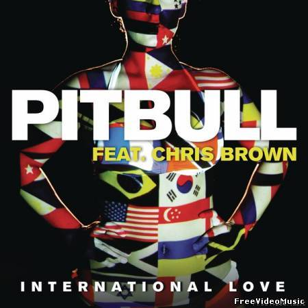 Текст и перевод песни Pitbull ft. Chris Brown - International Love